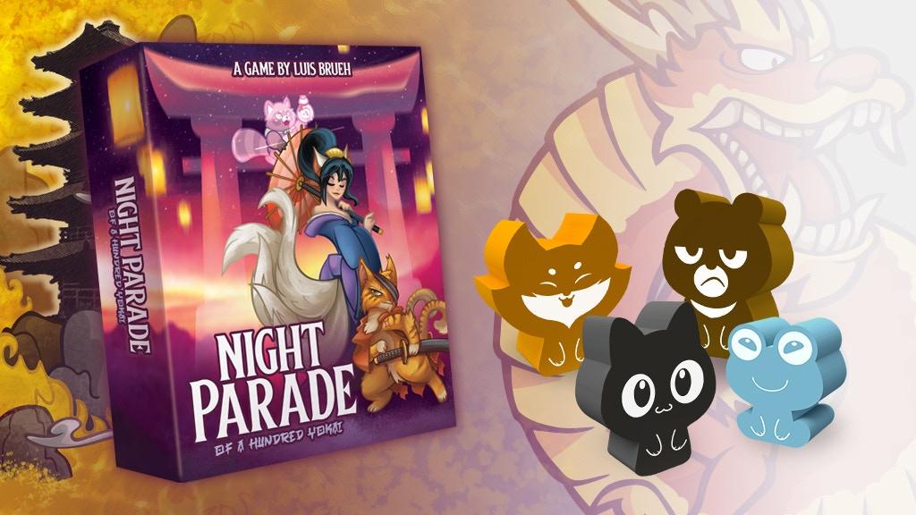 Night Parade of a Hundred Yokai