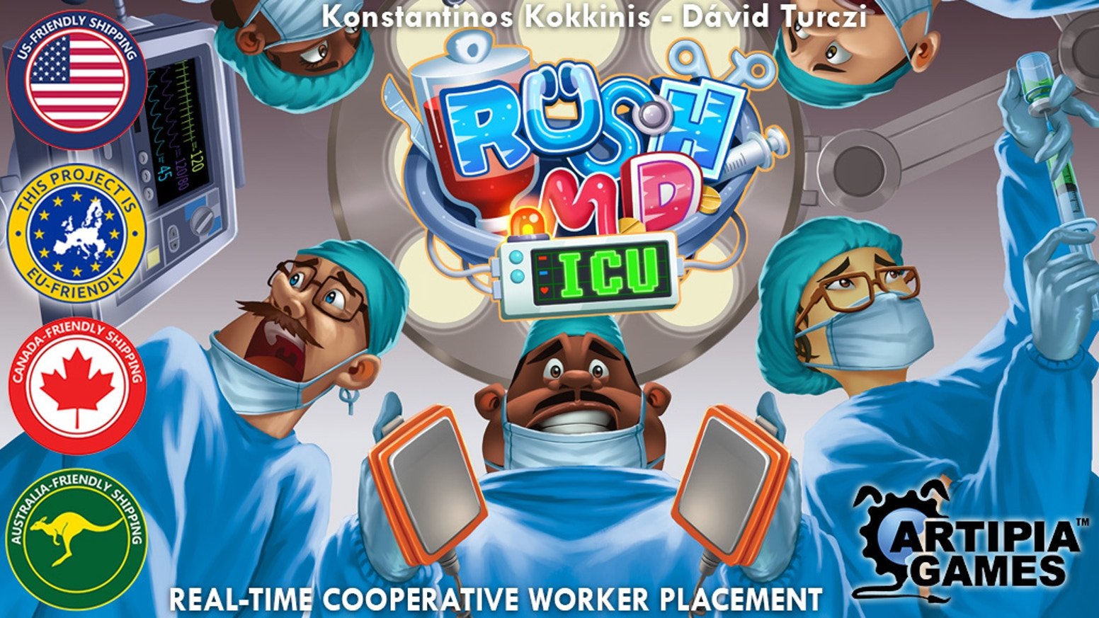 Rush M.D. - ICU Expansion